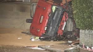 three men from south wales killed in bath truck crash itv news