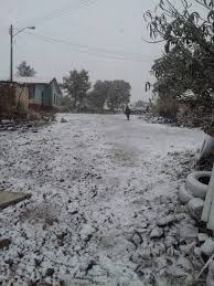 anomalous snow in jalisco mexico snow since 1997 in