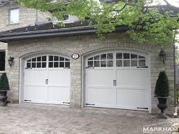 esteem series of modern garage doors by steel craft markham