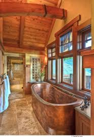 39 cool rustic bathroom designs digsdigs cabin master bathroom