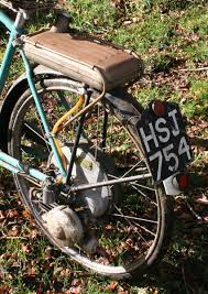 1953 bsa winged wheel bsa u0027615 ww u0027 frame with webb forks the