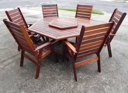 hexagon patio table and chairs epic teak patio table and chairs l27 on stylish home decorating