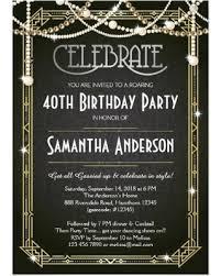 gatsby invitations deal on great gatsby birthday invitation deco invite
