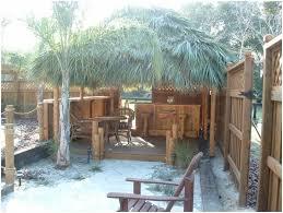 Patio Furniture Ocala Florida Backyards Outstanding Backyard Tiki Hut Tiki Hut Patio Cover