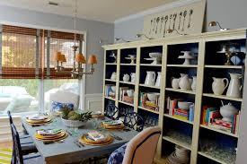 Ballard Bookcase Private Quarters Southern Preppy Style In Union City Home