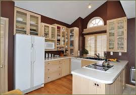 Paint Over Kitchen Cabinets Painting Over White Washed Oak Cabinets Floor Decoration