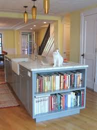 kitchen bookshelf ideas 27 unique bookcases in kitchen yvotube