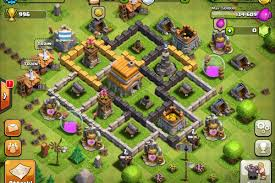 clash of clans wallpaper 23 number one clash of clans player used the game to combat