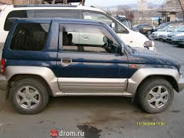 mitsubishi shogun 1998 1998 mitsubishi pajero mini u2013 pictures information and specs