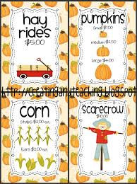 pumpkin patch dramatic play has made it creating teaching