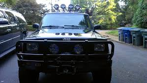 new oem 1997 2001 jeep cherokee fog light install kit 97 01 oem foglight upgrade jeep cherokee forum