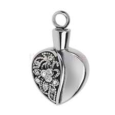 keepsakes for ashes armyshop heart cremation jewelry keepsake memorial ashes urn
