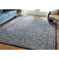 Discount Area Rugs 8 X 10 Mohawk Home Cascade Heights Barrow Blue Area Rug 8 X 10 Free