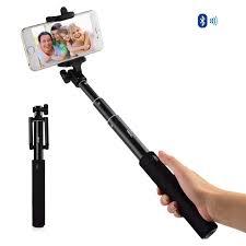 amazon com bluetooth selfie stick ixcc aluminum wireless