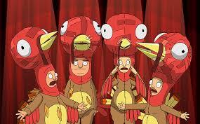 what to bob s burgers a thanksgiving musical ew