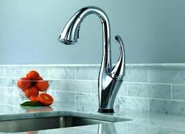 touchless kitchen faucet kitchen faucets touchless chrome single handle pull kitchen
