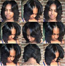 center part bob hairstyle middle part layered bob beauty pinterest layered bobs bobs