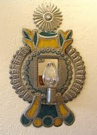 Mexican Sconces Lighting Coulter Brooks Art And Antiques