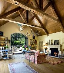 Tuscan Interior Design Modern Decor With The Concept Of Rustic Life In The Tuscan Style