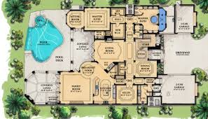 florida house plans with courtyard pool best 25 u shaped houses