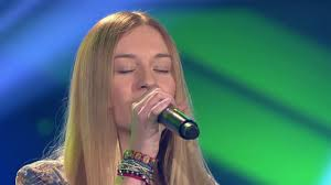 The Voice Kids Blind Auditions 2014 Miley Cyrus Wrecking Ball Pia The Voice Kids 2014 Blind