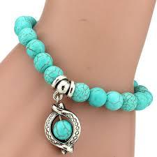 turquoise bead bracelet images 9 styles pendant new arrival turquoise beads bracelet fashion jpg
