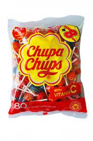 chupa chup wholesales chupa chups lollipops mixed flavour with vitamin c