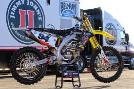 motocross bikes 2015 suzuki rm z 450 team rch soaring eagle supercross usa 2015