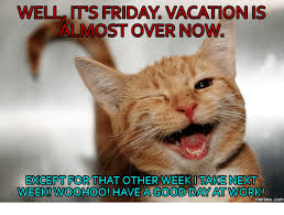 Woohoo Meme - well its friday vacation is almostover now except for that other