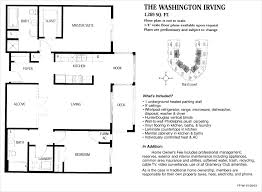 the gramercy club at greenhaven floor plans