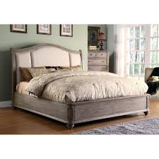 Roma Tufted Wingback Headboard Taupe Fullqueen by Gray Bedroom Ideas Color Theory Hayneedle