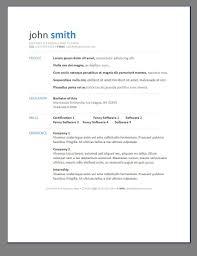 Resume Sample Kpmg by Modern Resume Examples