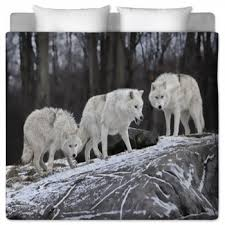 Wolf Bed Sets Wolf Custom Bedding Duvet Covers Comforters Sheets Bed Sets
