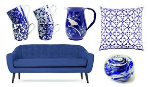 Home Decor Accessories Uk Indigo Blue For Your Home Style Life U0026 Style Express Co Uk
