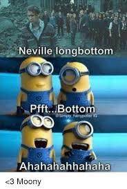 Neville Longbottom Meme - neville longbottom pfft bottom bsimply hatrypotter ig
