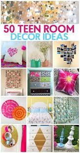Best  Teen Girl Decor Ideas On Pinterest Dream Teen Bedrooms - Decorating girls bedroom ideas