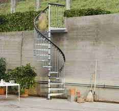 stair case metal outdoor spiral staircase exterior stairs