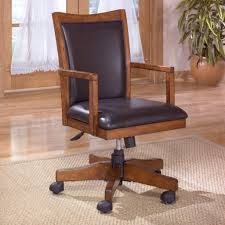 Wood Swivel Desk Chair by Office Chairs U2013 Adams Furniture