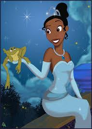 princess frog spiritwollf deviantart