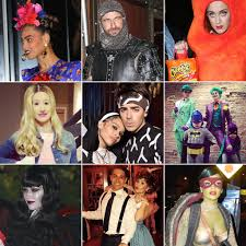 Look Back At All Of Last Year U0027s Memorable Celebrity Halloween