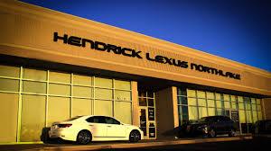 lexus charlotte nc hours hendrick lexus northlake
