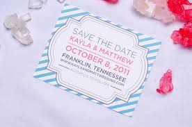 Save The Date Wedding Invitations When To Send Your Save The Dates U0026 Wedding Invitation