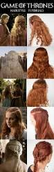 game of thrones hair tutorials quick and easy hairstyles for