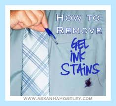 How To Wash A Polyester Comforter How To Clean Gel Ink Stains From Clothing Ask Anna