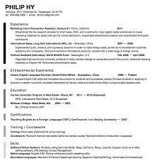 Public Speaking Skills Resume Resume Cv Philip Hy Emerging Markets Real Estate China Vietnam