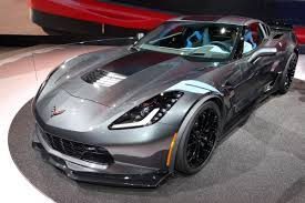 lifted corvette new corvette grand sport makes geneva show debut pictures