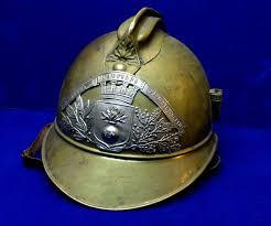 seau a champagne casque pompier casque sapeurs pompiers de maisoncelles sarthe modèle 1895