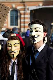 Anonymous Halloween Costume File Protest Acta 2012 02 11 Toulouse 11 Anonymous Couple