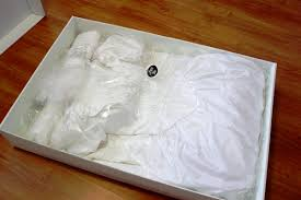 Wedding Dress Storage Boxes Saving Yourself From A Post Wedding Trauma How To Properly Store
