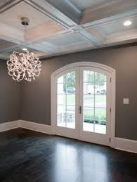 how to make your home look expensive black door white trim and
